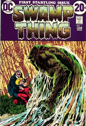 Swamp Thing (1972) 1, written by Len Wein.