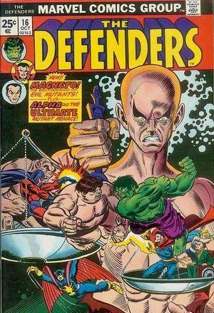 Defenders (1972) #16, co-written by Len Wein.