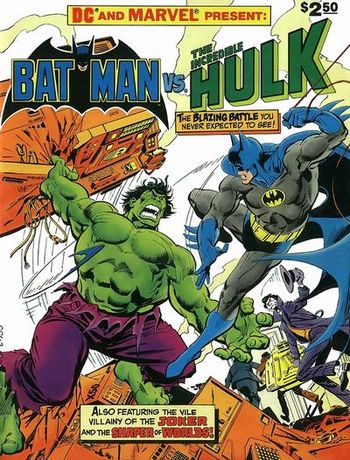 DC Special Series (1977) #27, written by Len Wein.