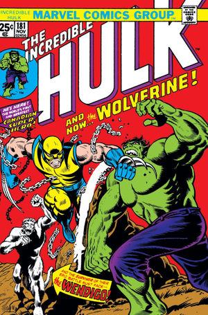 Incredible Hulk (1962) #181, written by Len Wein.