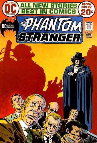Phantom Stranger (1969) #21, written by Len Wein.