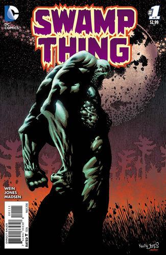 Swamp Thing (2016) #1, written by Len Wein.
