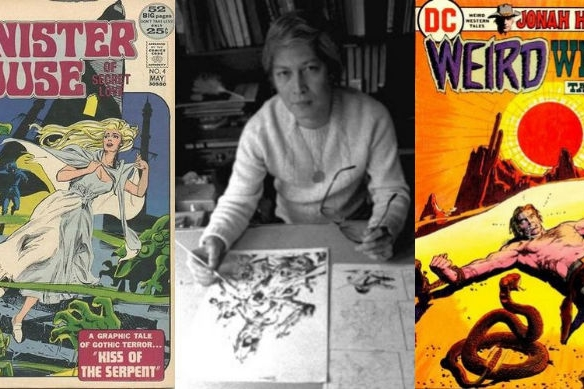 An Interview With Tony DeZuniga - First of the Filipino Comic Artists   Written by Bryan Stroud