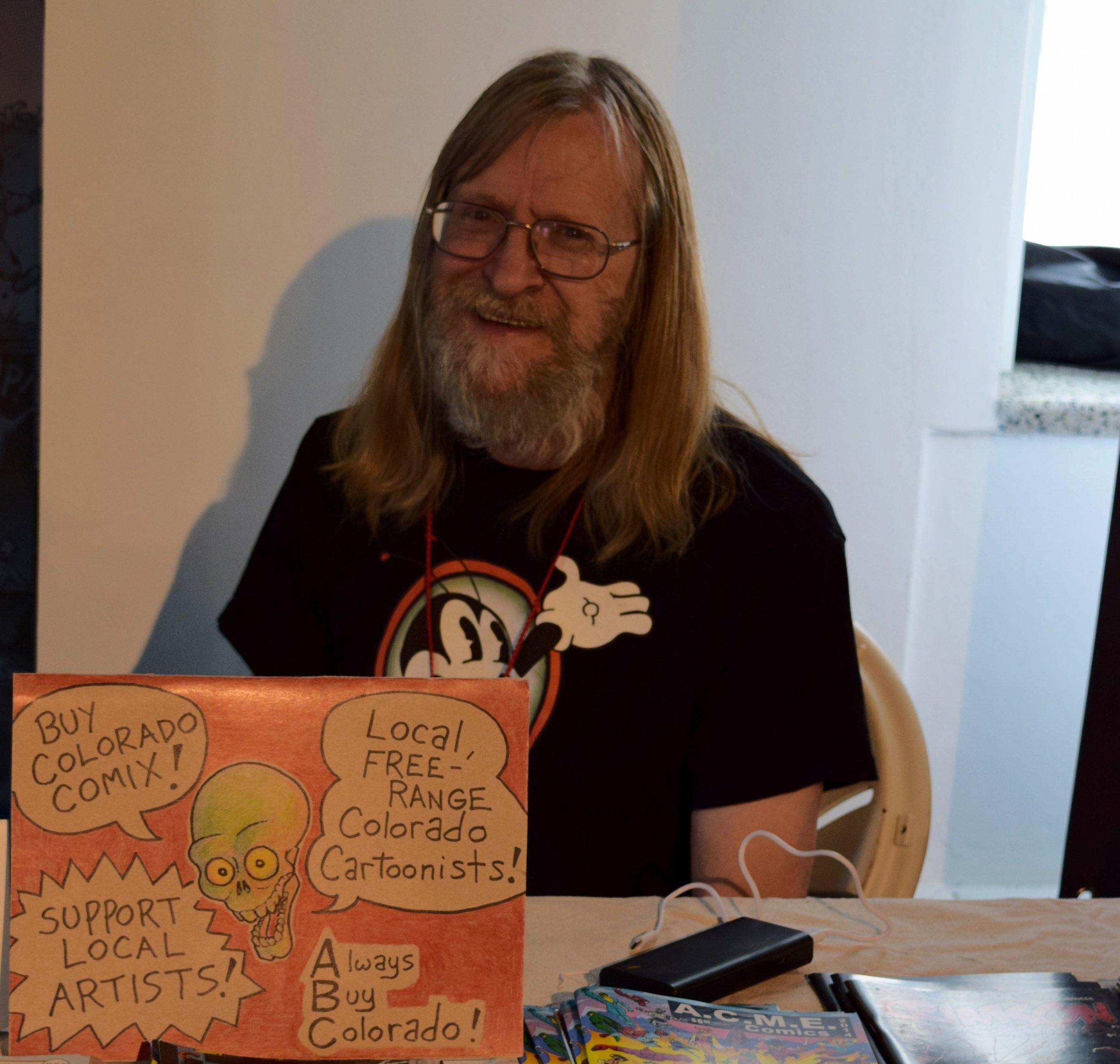 Bob Conway at DINK 2018.