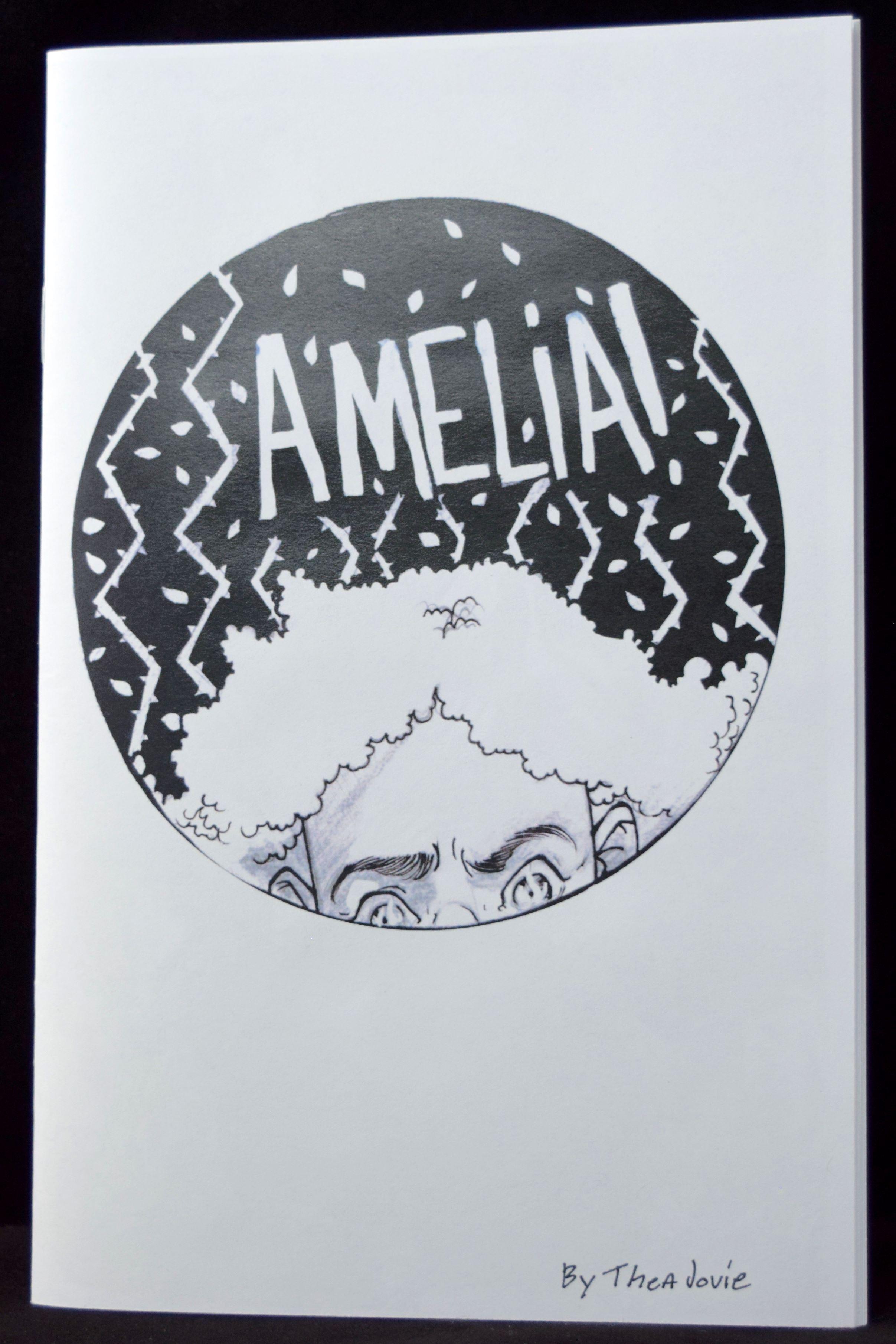 Amelia! from Thea Jovie Hunt.