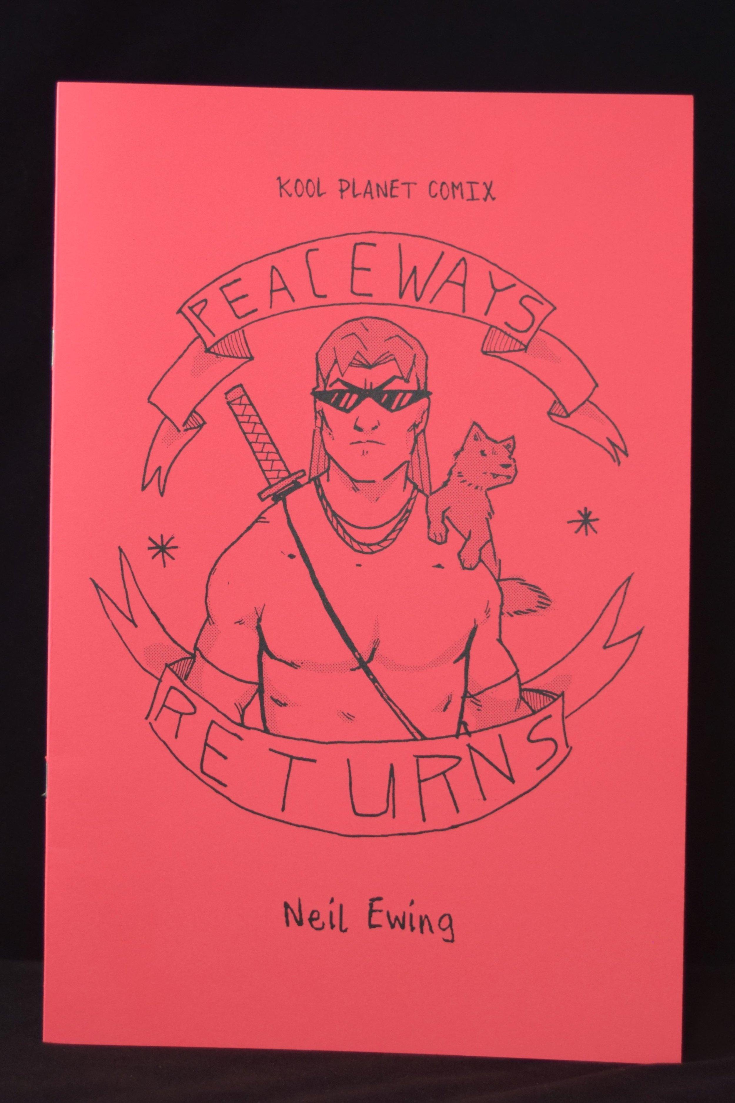PeaceWays Returns from Neil Ewing.
