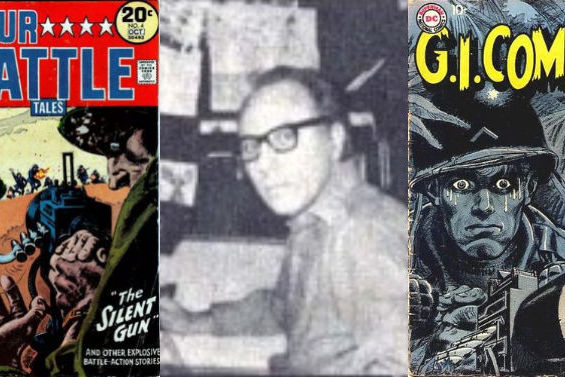 An Interview With Jerry Grandenetti - The Silver Age Artist Behind The Prez and Nightmaster   Written by Bryan Stroud