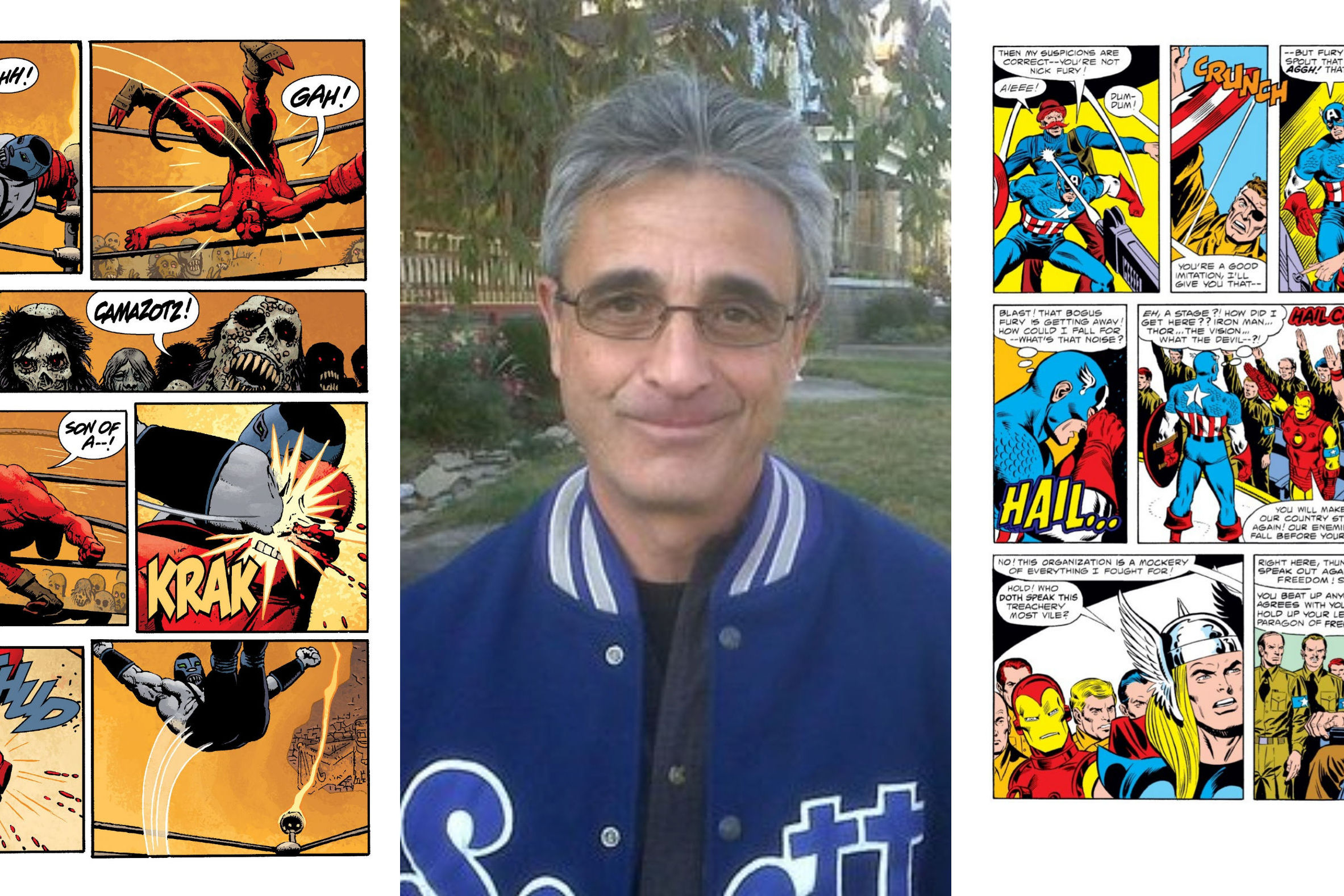 An Interview With Clem Robins - Bronze Age Letterer Extraordinaire   Written by Bryan Stroud
