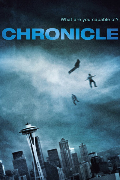 Chronicle   movie poster.
