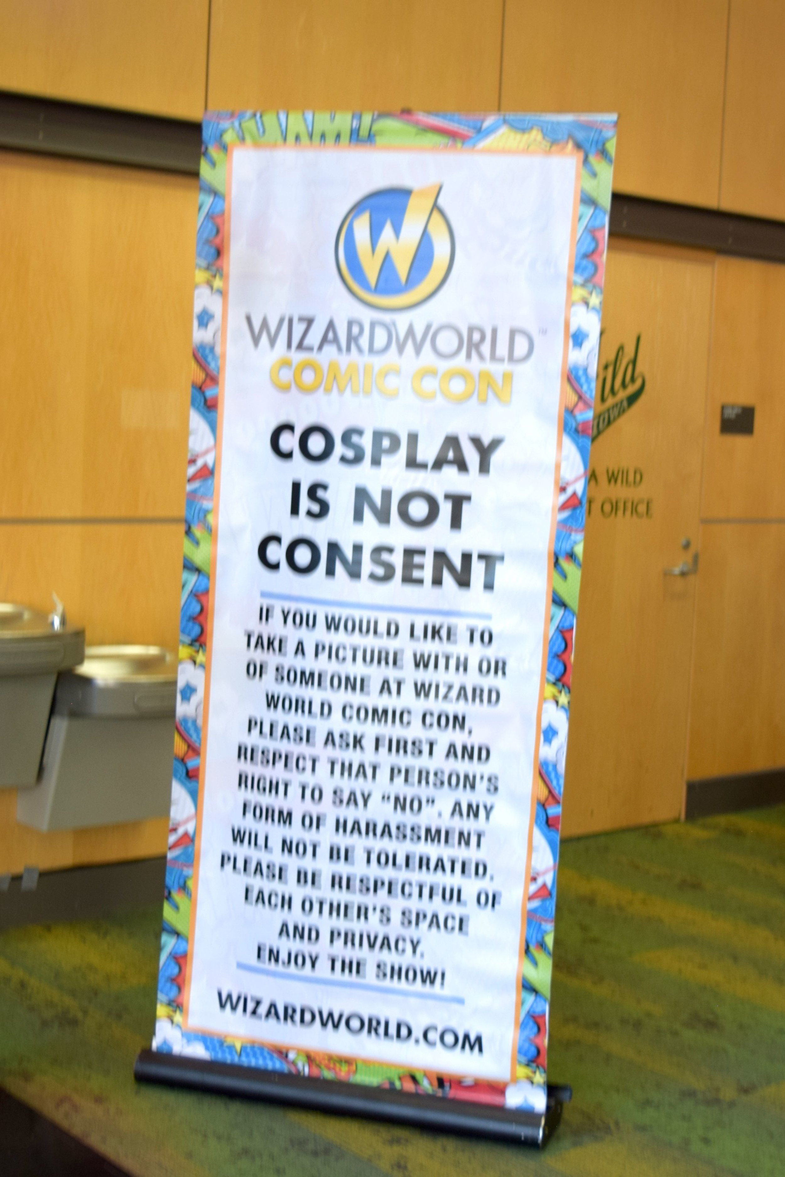 Remember, Cosplay is  Not  Consent.