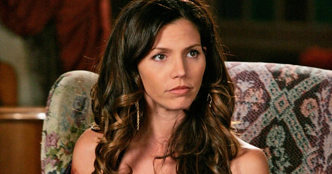Charisma Carpenter  in the hit show  Lucifer .