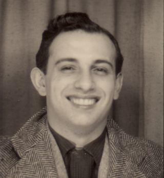 Young Jack Adler.