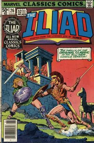 Marvel Classics Comics (1976) #26, written by Elliot S! Maggin.