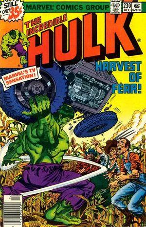 Incredible Hulk (1968) #230, written by Elliot S! Maggin.