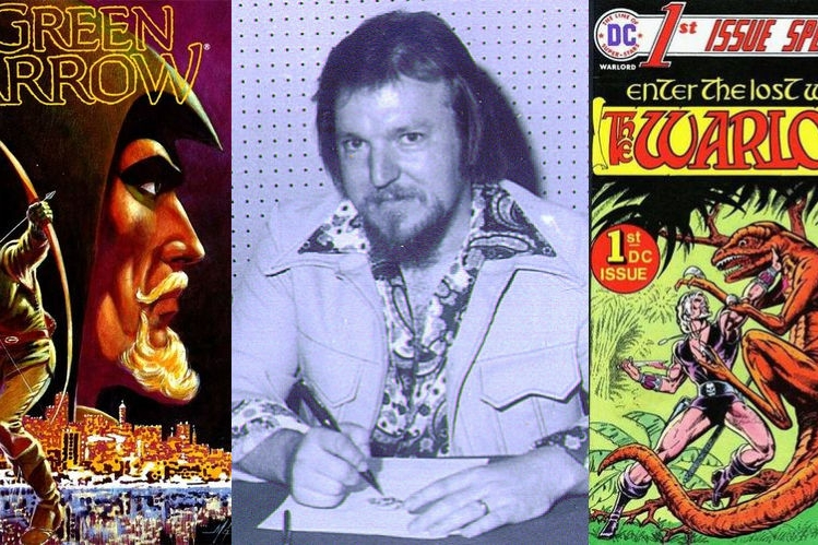 An Interview With Mike Grell - Champion of the Human Heroes   Written by Bryan Stroud