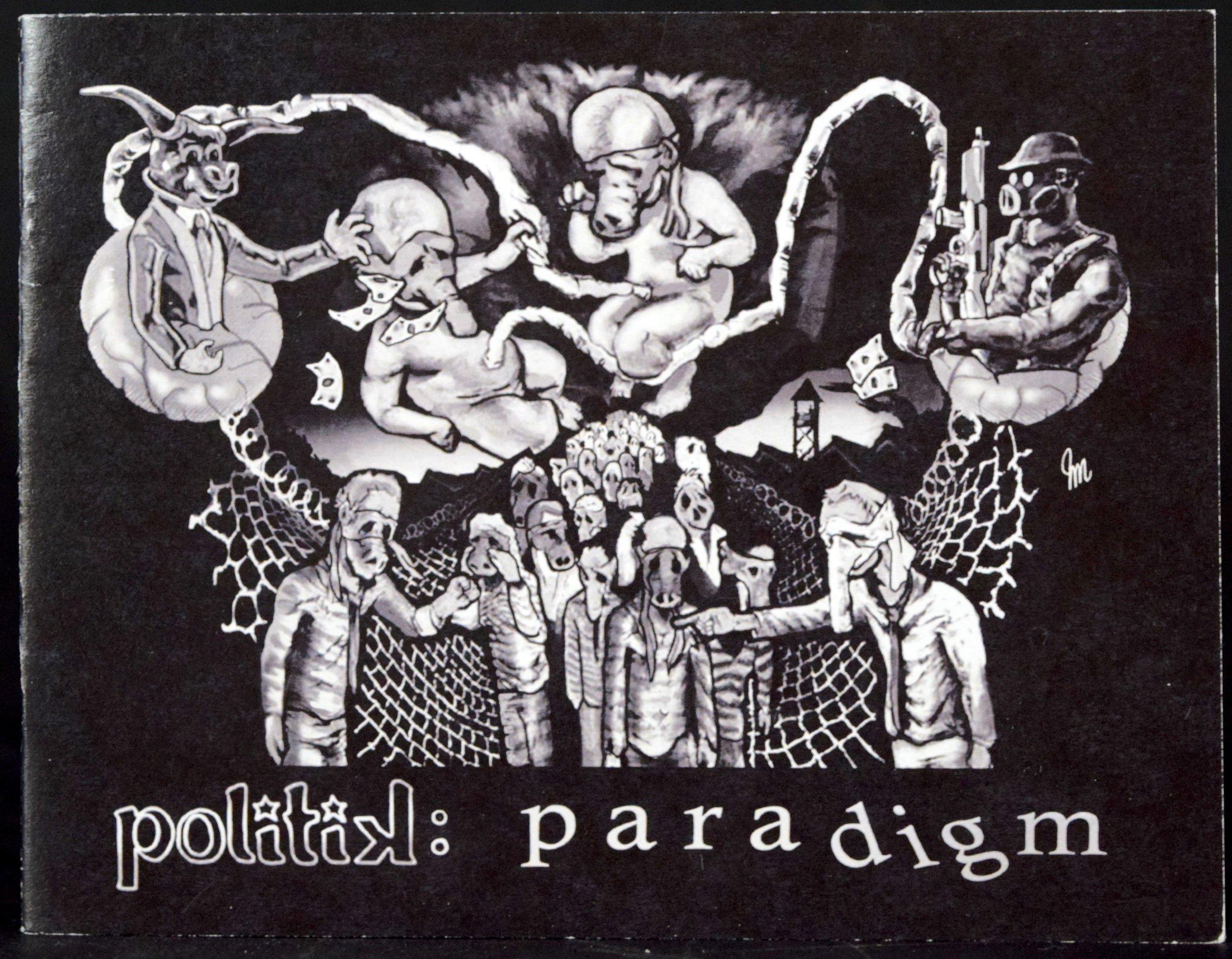 Politik: Paradigm  by  J. James McFarland .