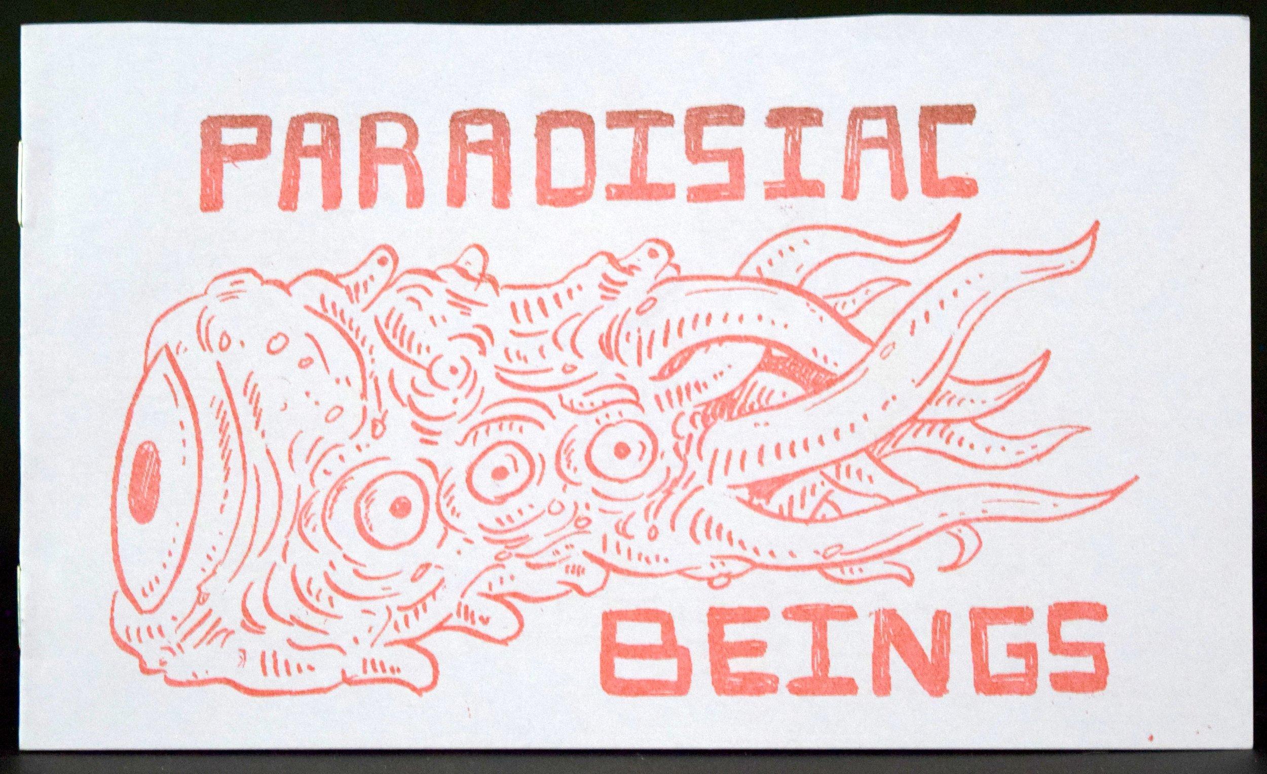 Paradisiac Beings by  Adam Yeater .