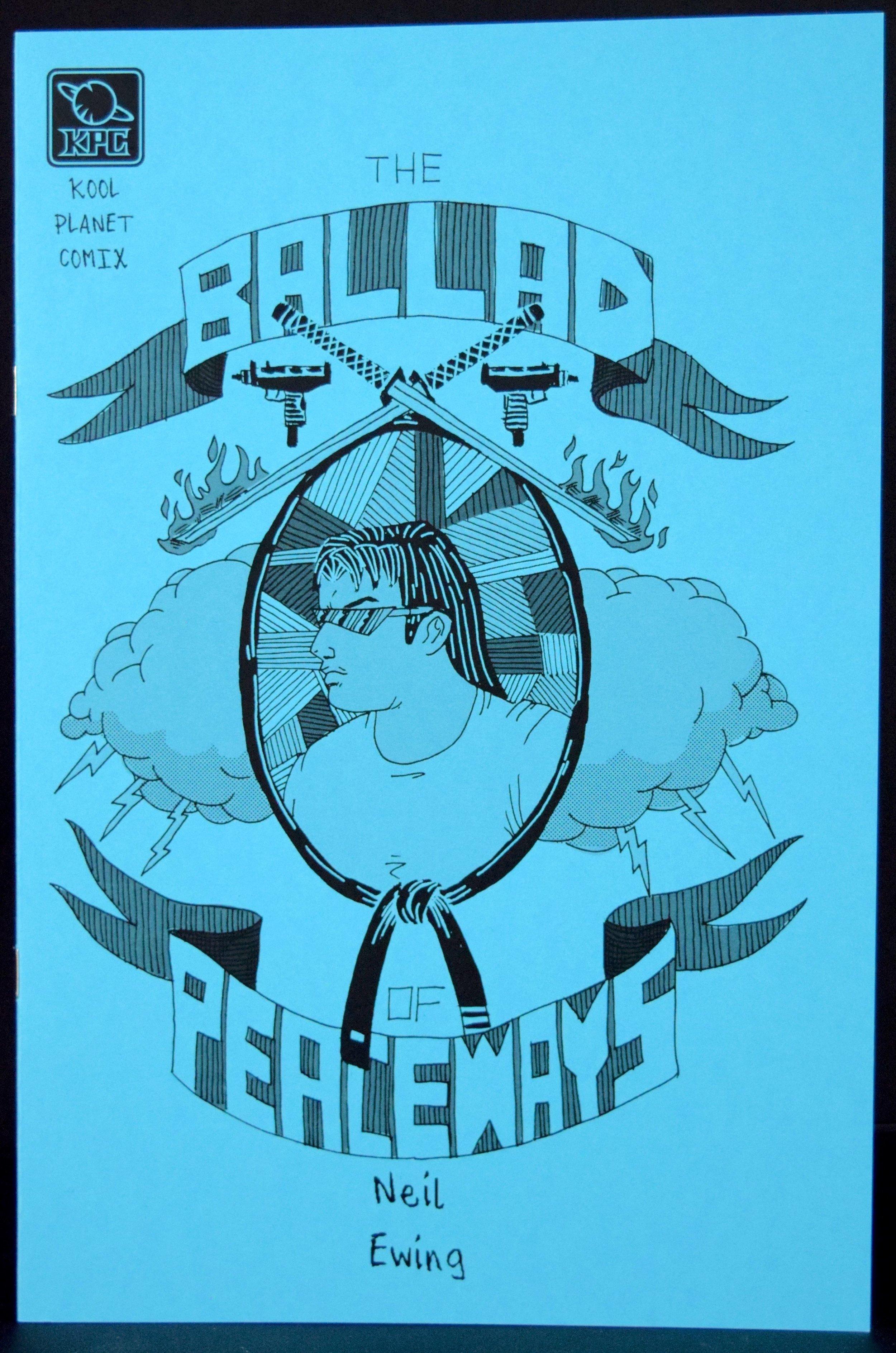 The Ballad of Peaceways  by  Neil Ewing .