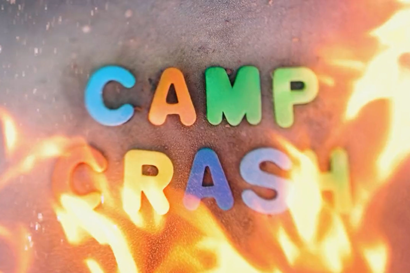 Kickstarting the Apocalypse - Daniel Crosier talks about Camp Crash Episode 2   Written by Neil Greenaway