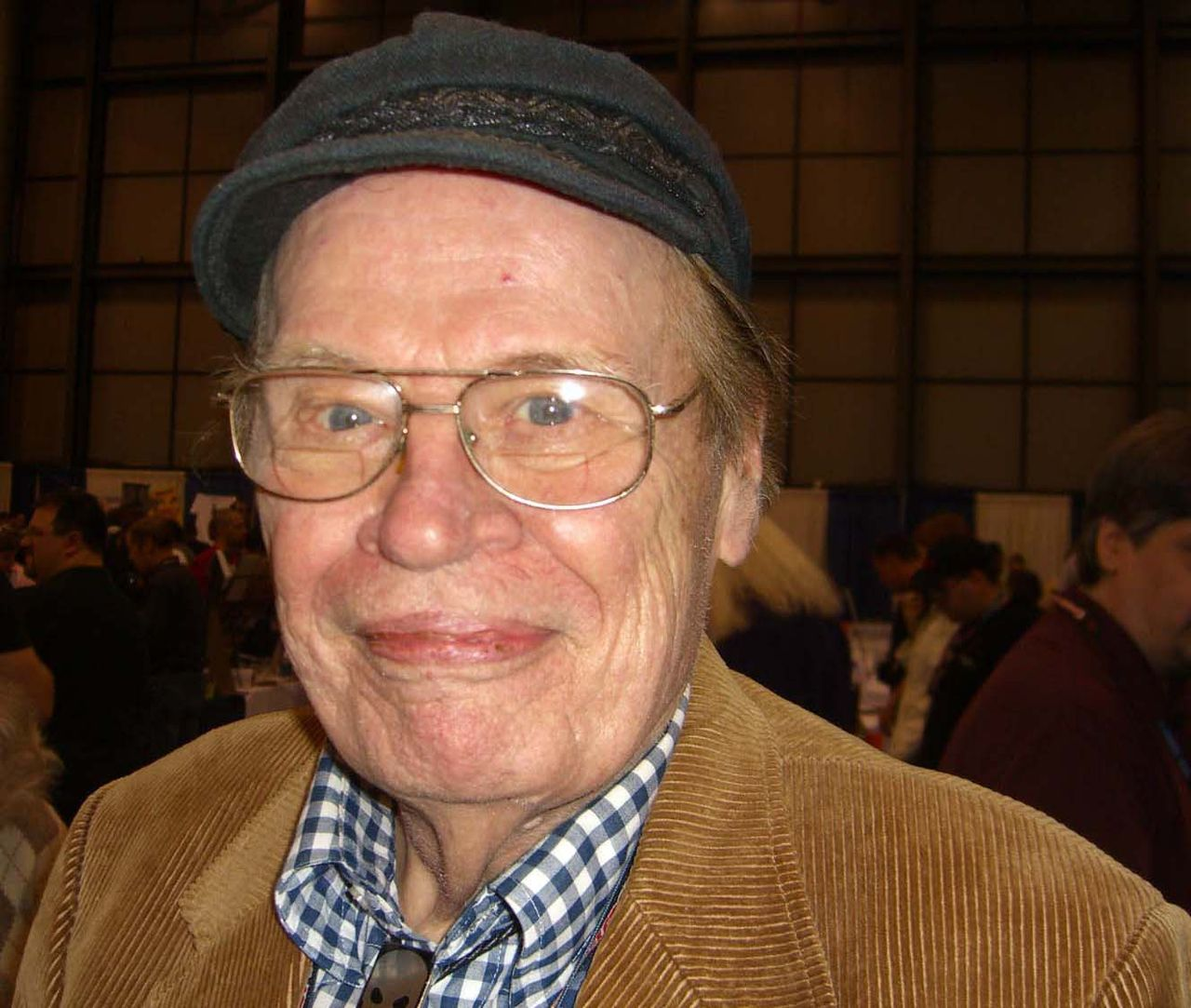 Dick Ayers in April of 2008.