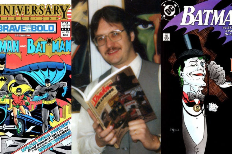 An Interview With Anthony Tollin - Remembering DC's Production Dept.   Written By Bryan Stroud