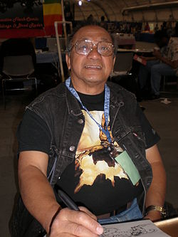 Ernie Chan in May of 2009.