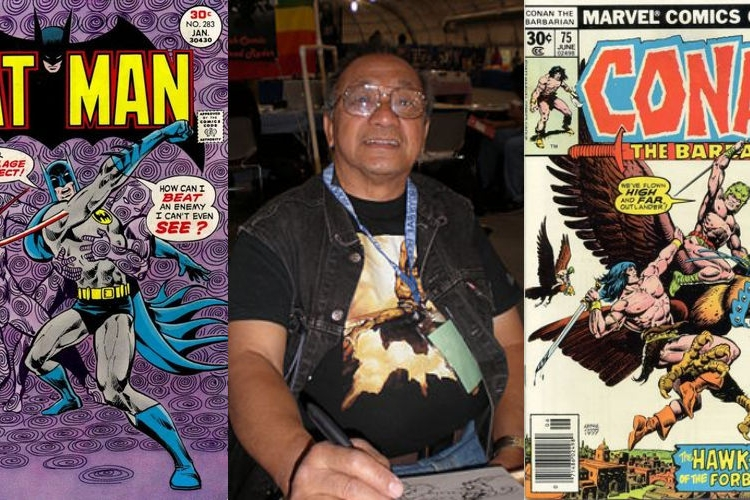 An Interview With Ernie Chan - A Go-To Cover Artist For DC & Marvel   Written by Bryan Stroud