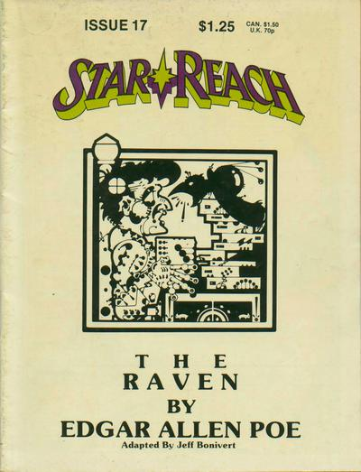 Star*Reach (1974) #1, published & edited by Mike Friedrich.