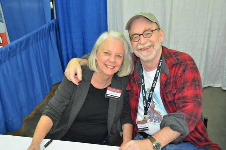 Walter and Louise Simonson