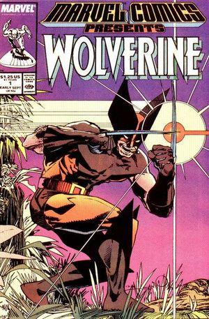 Marvel Comics Presents (1988) #1, cover by Walt Simonson.