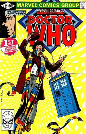 Marvel Premiere (1972) #57, cover by Walt Simonson.
