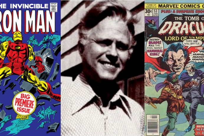 An Interview With Gene Colan - Drawing the Horrors of Dracula and Howard the Duck   Written by Bryan Stroud