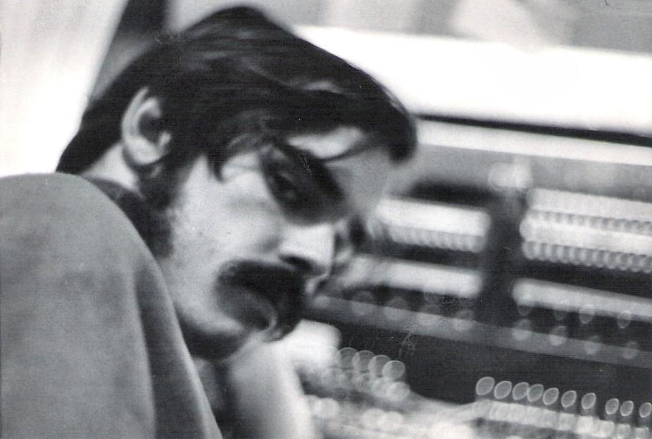 Guy H. Lillian III, ca.1971