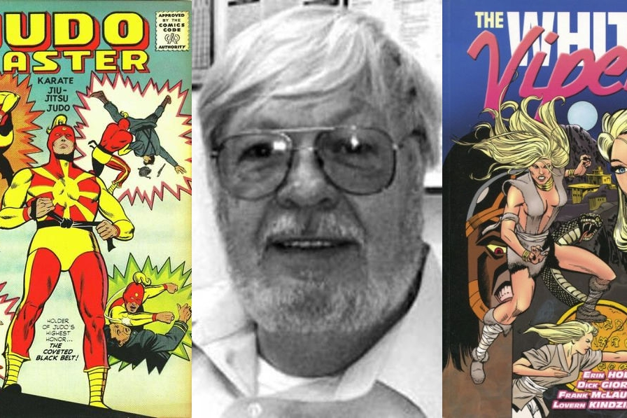 An Interview With Frank McLaughlin - Inker, Author, Artist, & Jack of All Trades!   Written by Bryan Stroud
