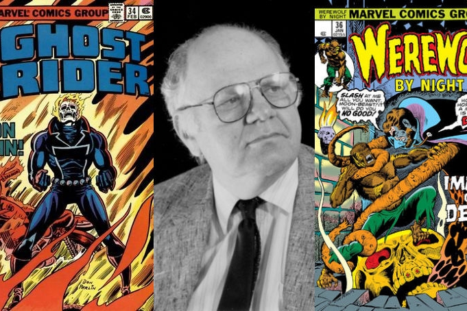 An Interview With Don Perlin - Co-Creator of Moon Knight, Bloodshot, and The Bad Eggs   Written by Bryan Stroud