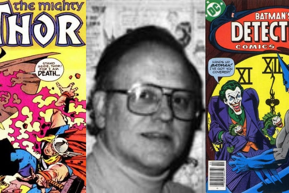 An Interview With John Workman - The Letterer Behind Morrison's Doom Patrol & Simonson's Thor   Written by Bryan Stroud