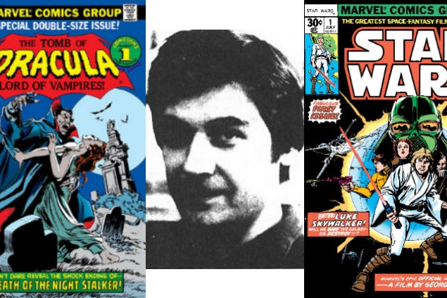 An Interview With Tom Palmer - 50 Years of Inking Heroes & Horror   Written by Bryan Stroud
