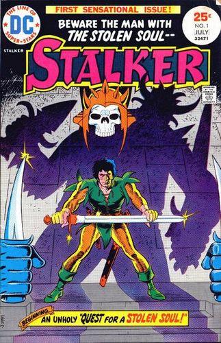 Stalker (1975) #1, written by Paul Levitz.