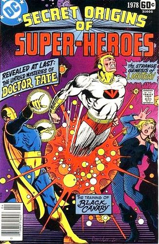 DC Special Series (1977) #10, cover story written by Paul Levitz.