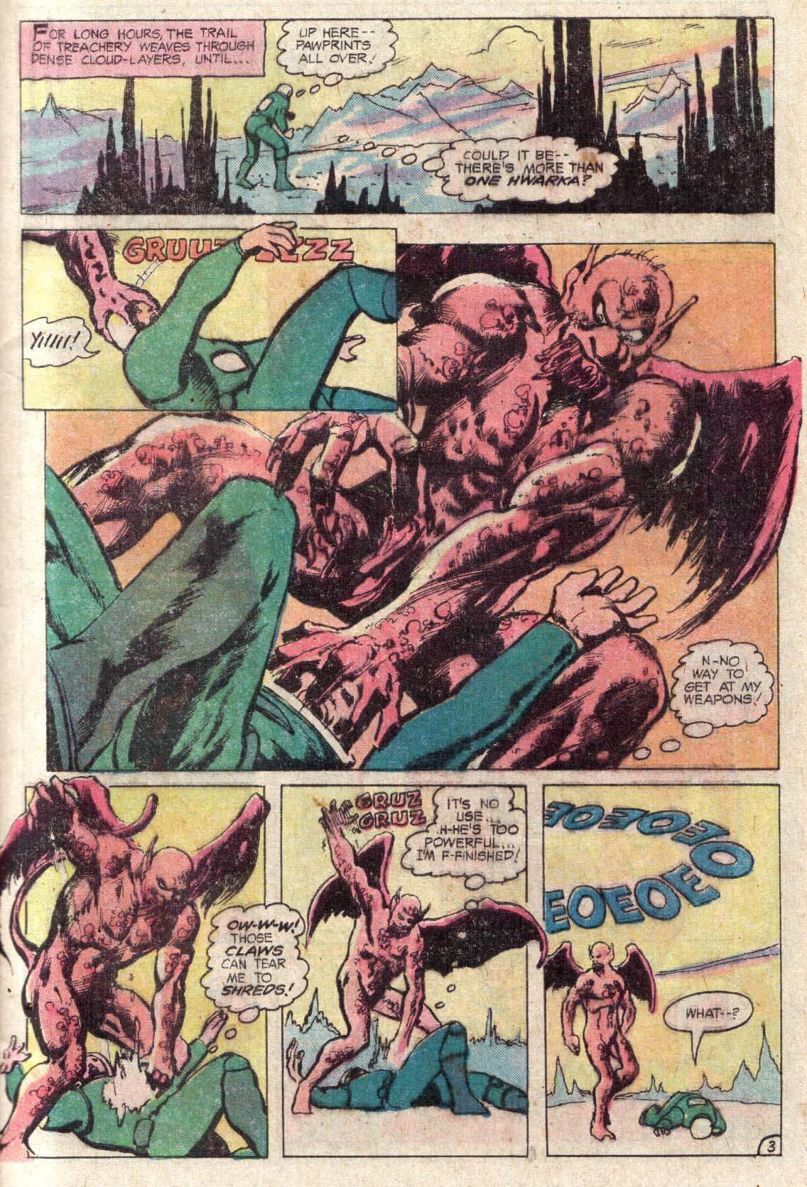 Time Warp (1979) #4 pg.13, art by Mike Nasser.