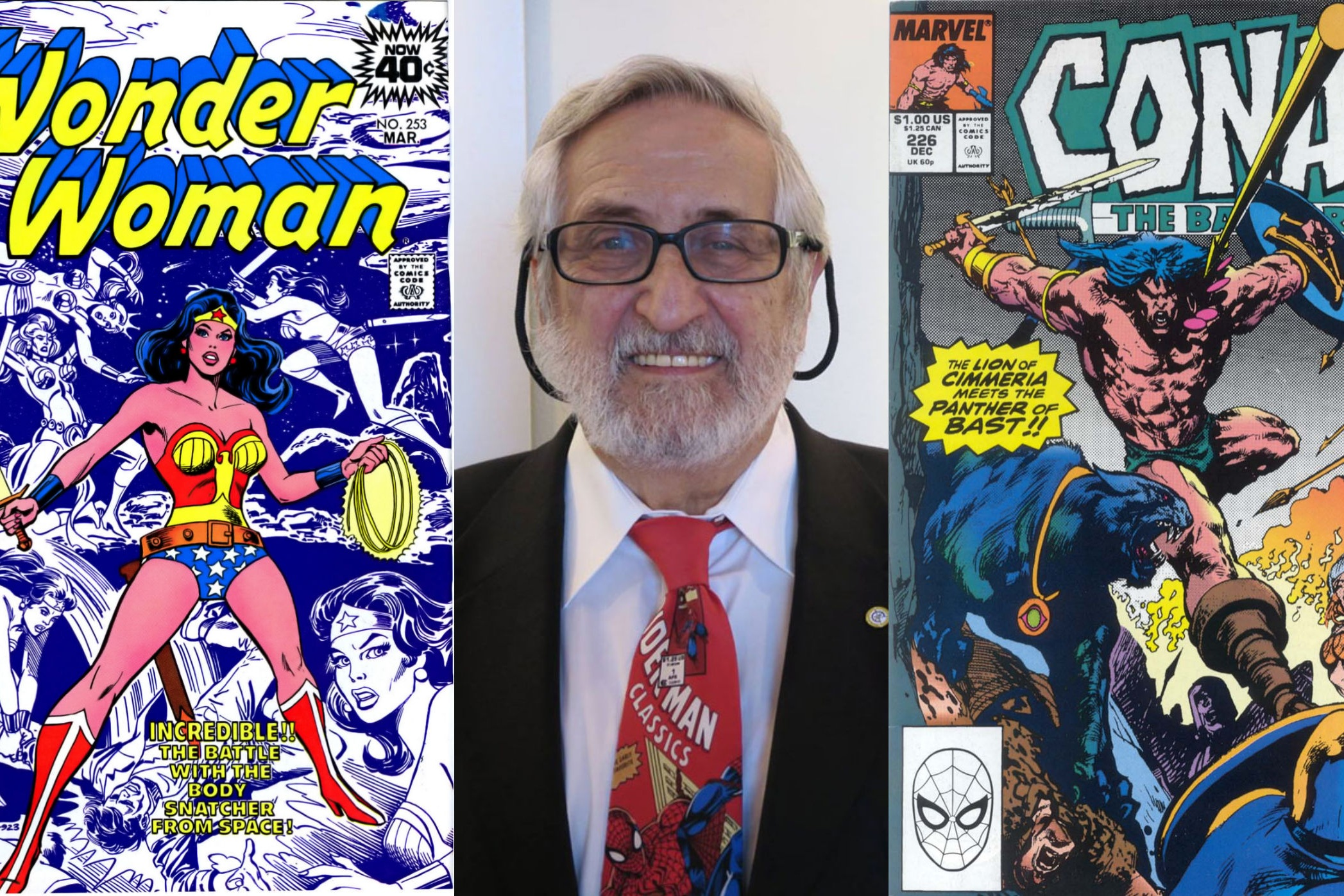 An Interview With Jose Delbo - Silver Age Penciler, Inker, & Cover Artist   Written by Bryan Stroud