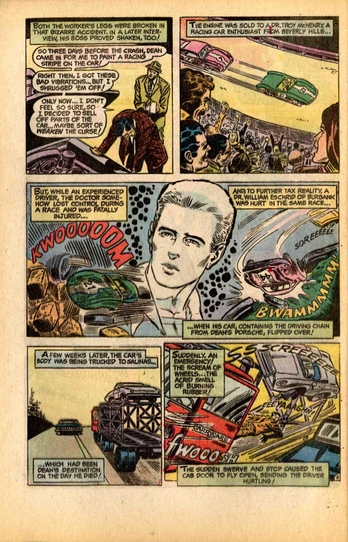 Ghosts (1971) #44 pg29, art by John Calnan.