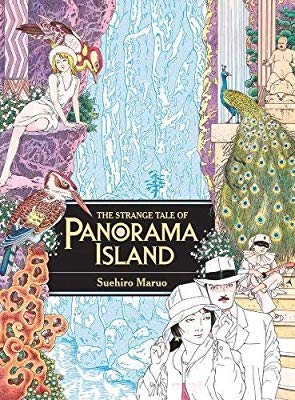 Cover of The Strange Tale of Panorama Island