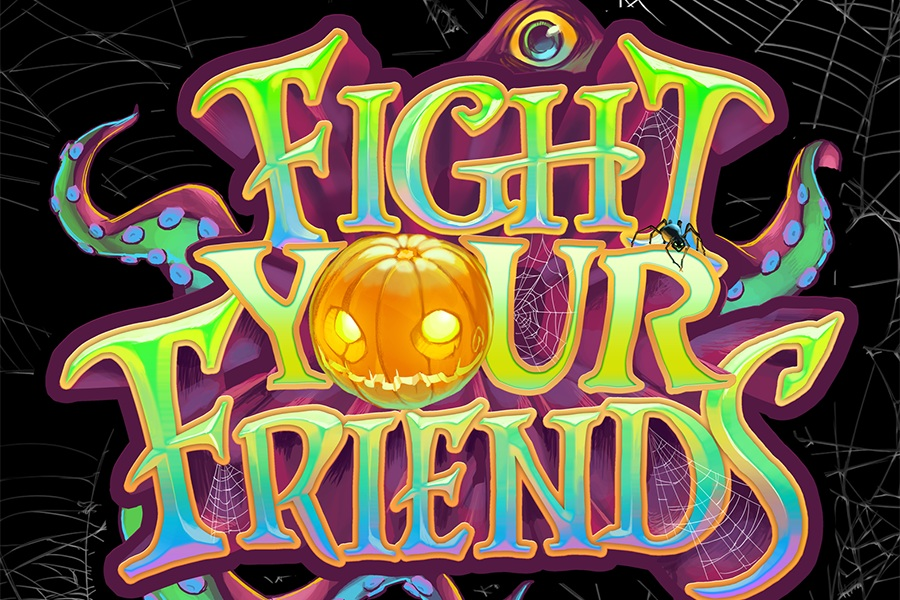 Fight Your Friends New Card Premiere - 04/06/2019 - Sapphire Spectre   Written by Nerd Team 30