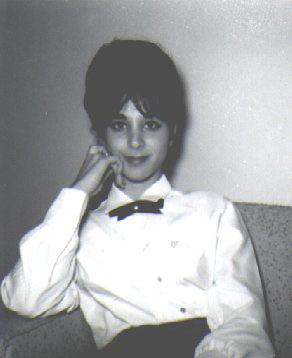 Elizabeth Berube, 1961.