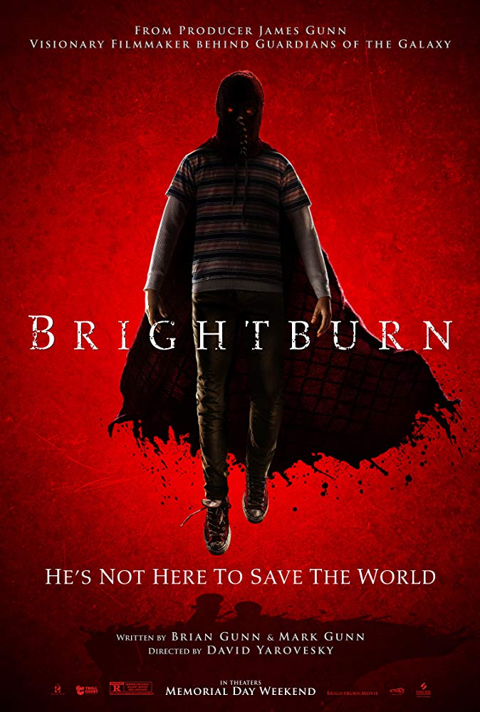 If  Brightburn  can bring the scares, we may see a new wave of super-horror films.