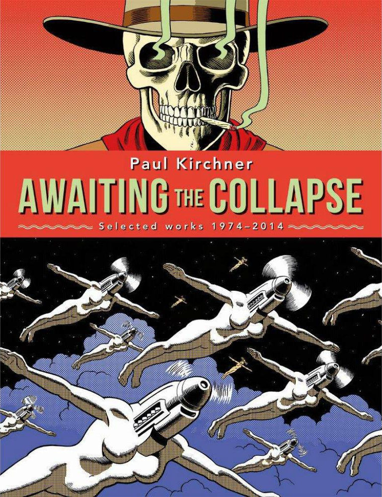 Awaiting the Collapse (2017) by Paul Kirchner.