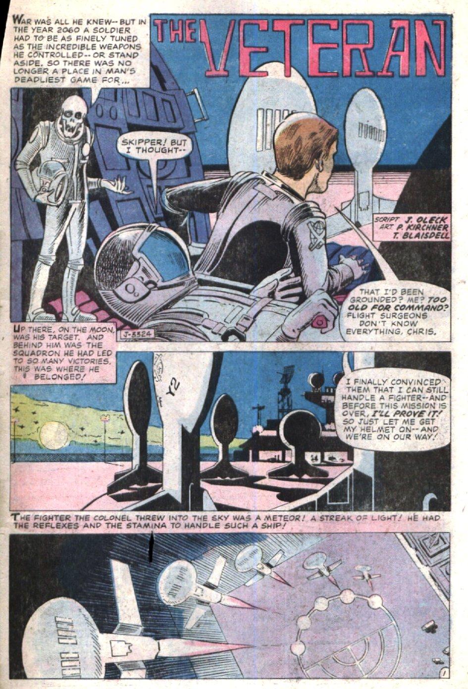 Weird War Tales (1971) #27 pg25.