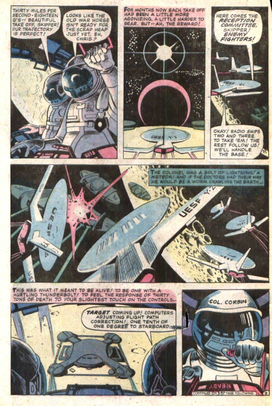 Weird War Tales (1971) #27 pg26.