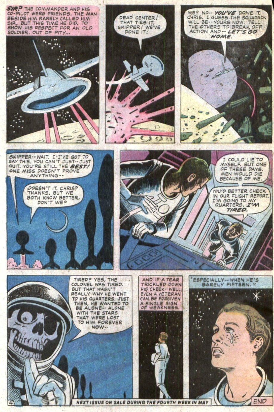 Weird War Tales (1971) #27 pg30.